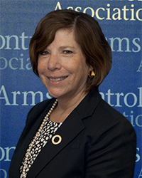 Terri Lodge, Senior Congressional Fellow and Director of the Project on Nuclear Policy and the Congress