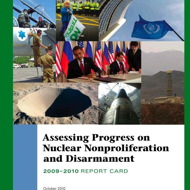 NPT Report cover